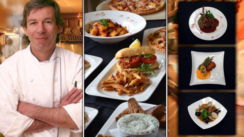 Chef Stuart Raymond